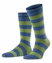 Burlington Brit Stripe Cotton Socks