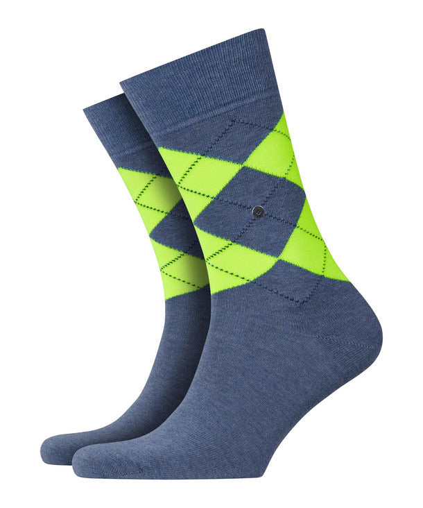 Burlington Neon King Cotton Socks