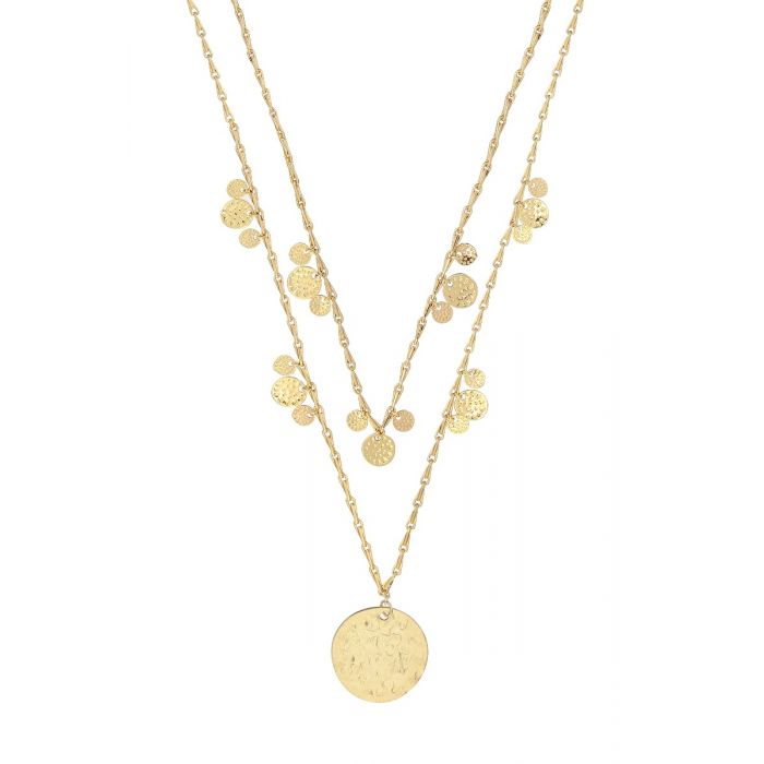 Ashiana Spice Gold Necklace