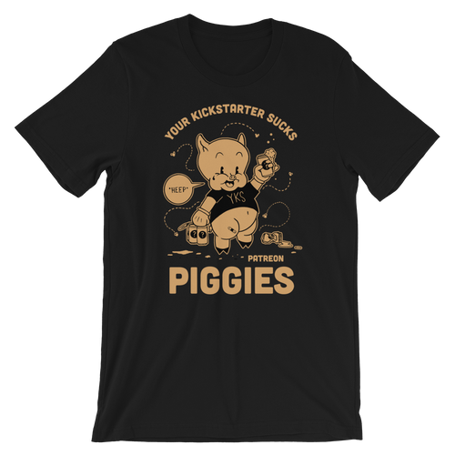 Patreon Piggies