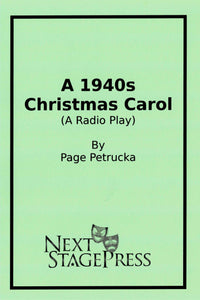 A 1940s Christmas Carol (A Radio Play)- Digital Version