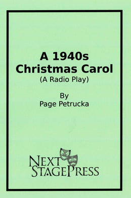 A 1940s Christmas Carol (A Radio Play)