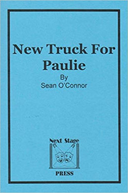 New Truck for Paulie