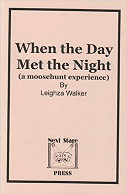 When the Day Met the Night (a moosehunt experience)