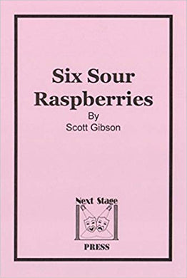Six Sour Raspberries - Digital Version