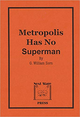 Metropolis Has No Superman Digital Version