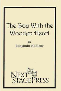 The Boy With the Wooden Heart - Digital Version