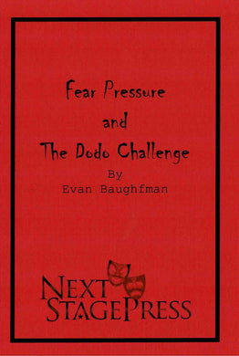 Fear Pressure and The Dodo Challenge - Digital Version
