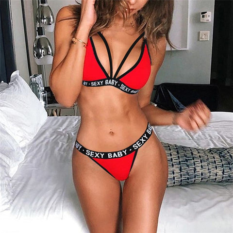 red