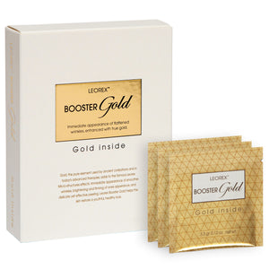 Leorex Booster 24K Gold Anti-aging Mask. 10 Units