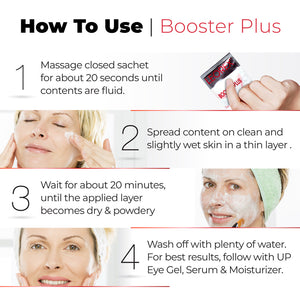 Leorex Booster PLUS For Elderly Thin & Delicate Skin