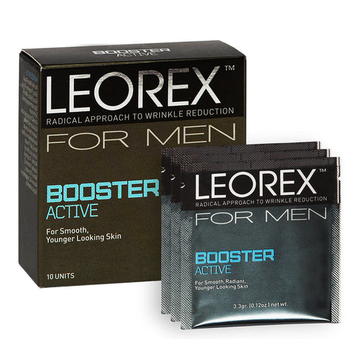 Leorex Booster Active for men 10 Units