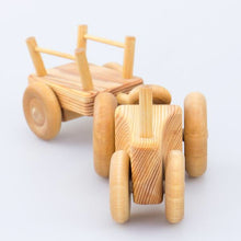 Load image into Gallery viewer, Small Tractor With Cart