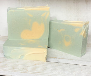 Snout Soother Goat Milk Soap - Holiday Preorder