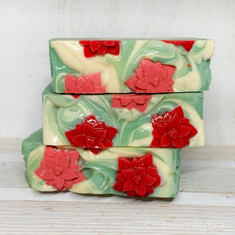 Spruce Things Up Goat Milk Soap