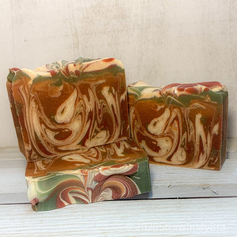 Belsnickel Goat Milk Soap