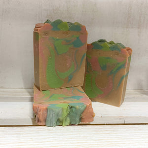 Sugar Rush Goat Milk Soap