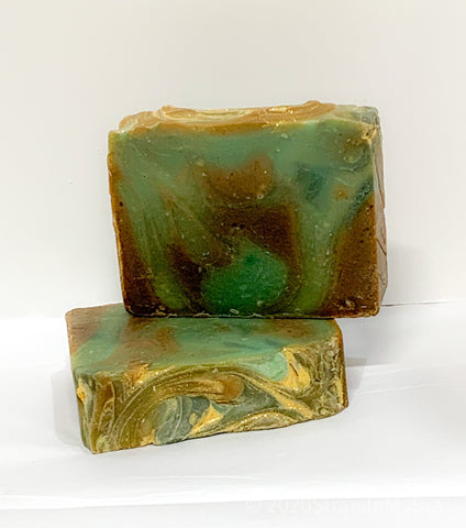Green Dragon Goat Milk Soap