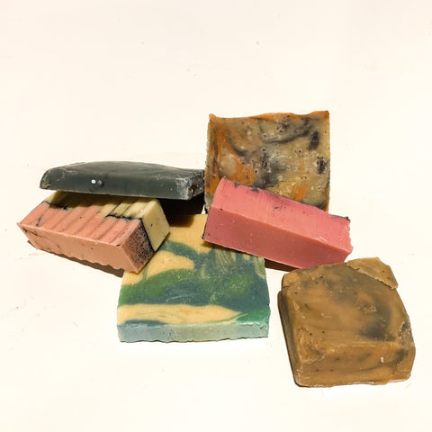 Grab Bag of Soap Samples
