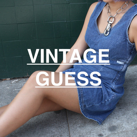 VINTAGE GUESS