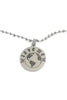Save Me Ball Chain Charm Necklace