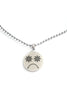 Hug a Tree Ball Chain Charm Necklace