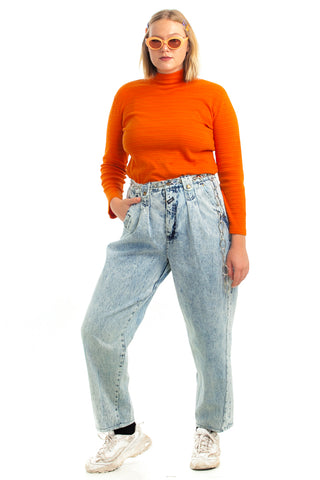 Vintage 80's Shade! Relaxed Fit Jeans - XL/2X