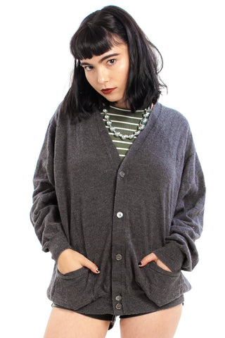 Not-Quite-Vintage Death Cardigan For Cutie - One Size Fits Many