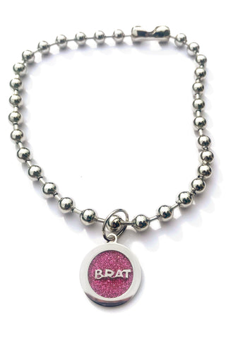 Brat Ball Chain Necklace