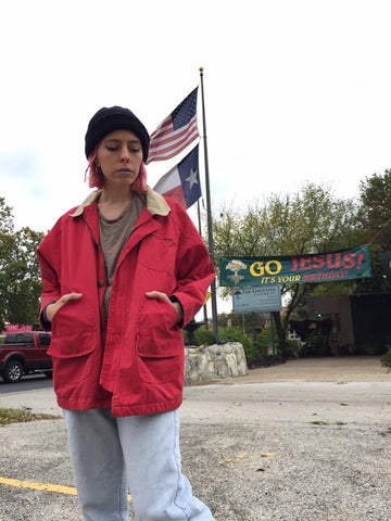 AUSTIN Vintage 90's Most Perfect Jacket - XS/S
