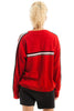 Vintage 90's Sideout Stripes Out Pullover - One Size Fits Many