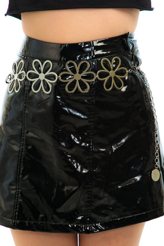 Daisy Chain Stainless Steel Chain Link Belt