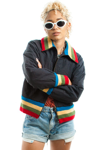 Vintage 90's The Brightest Crayon in the Box Jacket - XS/S