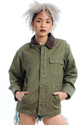 Not-Quite-Vintage Militant Froomer Jacket - XS/S