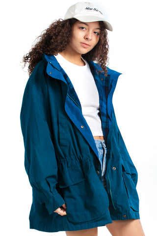 Vintage 90's Could You Be More Pacific? Jacket - One Size Fits Many