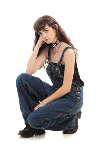 Vintage 90's Unionbay Relaxed Overalls - XS/S/M