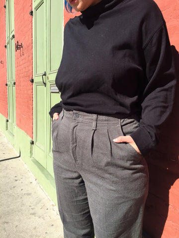 NEW ORLEANS Vintage 90's Sharp as a Tack Lee Trousers - XL/2X