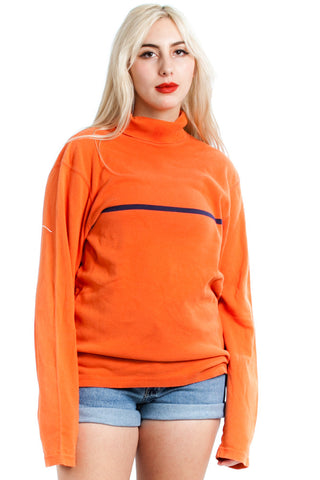 Vintage 90's Complementary Details Turtleneck - One Size Fits Many