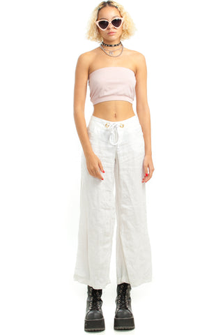 Vintage Y2K Guess Yacht Club Wide Legged Pants - XS/S