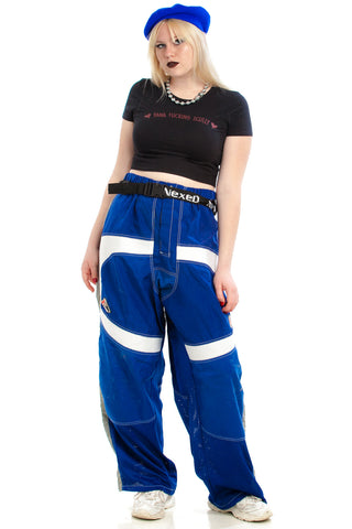 Vintage 90's Kinda Xtreme Hockey Pants - XL/2X/3X