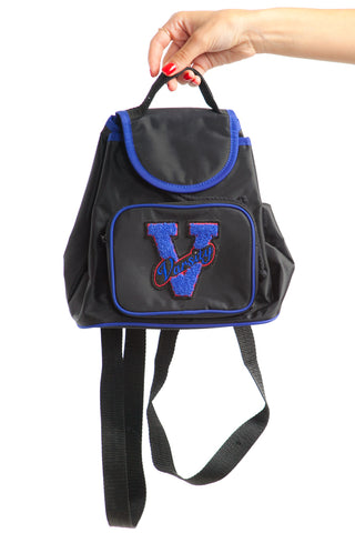 Vintage Y2K Varsity Squad Mini Backpack