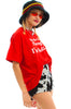 Vintage 90's U Bet Ur Pierogi Tee - One Size Fits Many