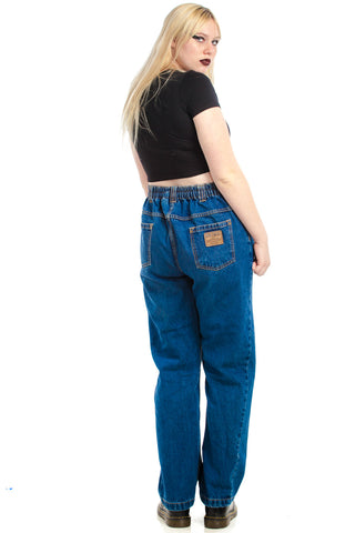 Vintage 80's Farm Girl Jeans - XL/2X
