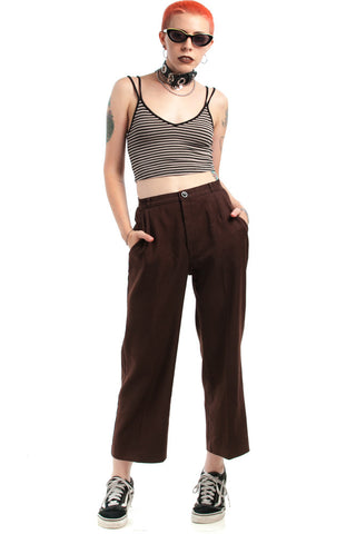 Vintage 70's MILF Trousers - XS/S
