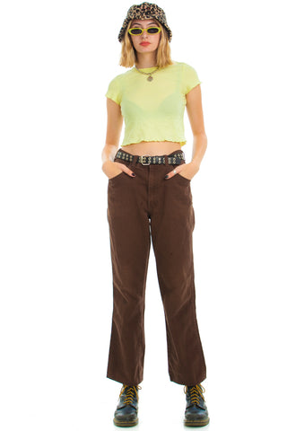 Vintage 70's Brownie Points Trousers - L