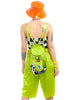 Vintage 90's Rave or Die PLUR Backpack Overalls - One Size Fits Many