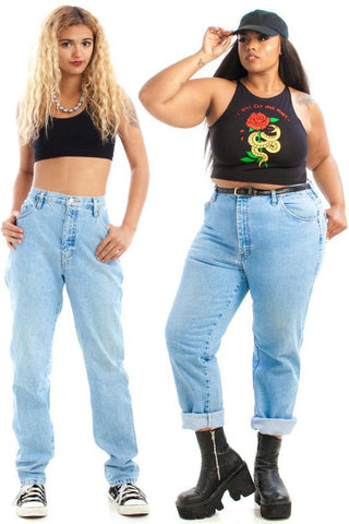 Vintage 90's Classic Mom Jeans