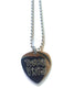 Pop Punk 4Ever Guitar Pick Necklace