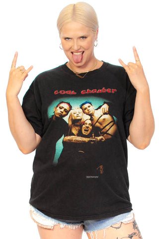 Vintage 1999 Coal Chamber Tee - One Size Fits Many