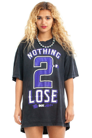 Not-Quite-Vintage Y2K Nothing 2 Lose Tee - One Size Fits Many